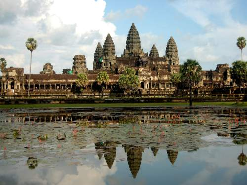 BEST NATIONAL PARKS IN THE WORLD TOP 10Angkor Wat Temple in Cambodia